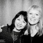 Madeleine Shaw & Suzanne Siemens