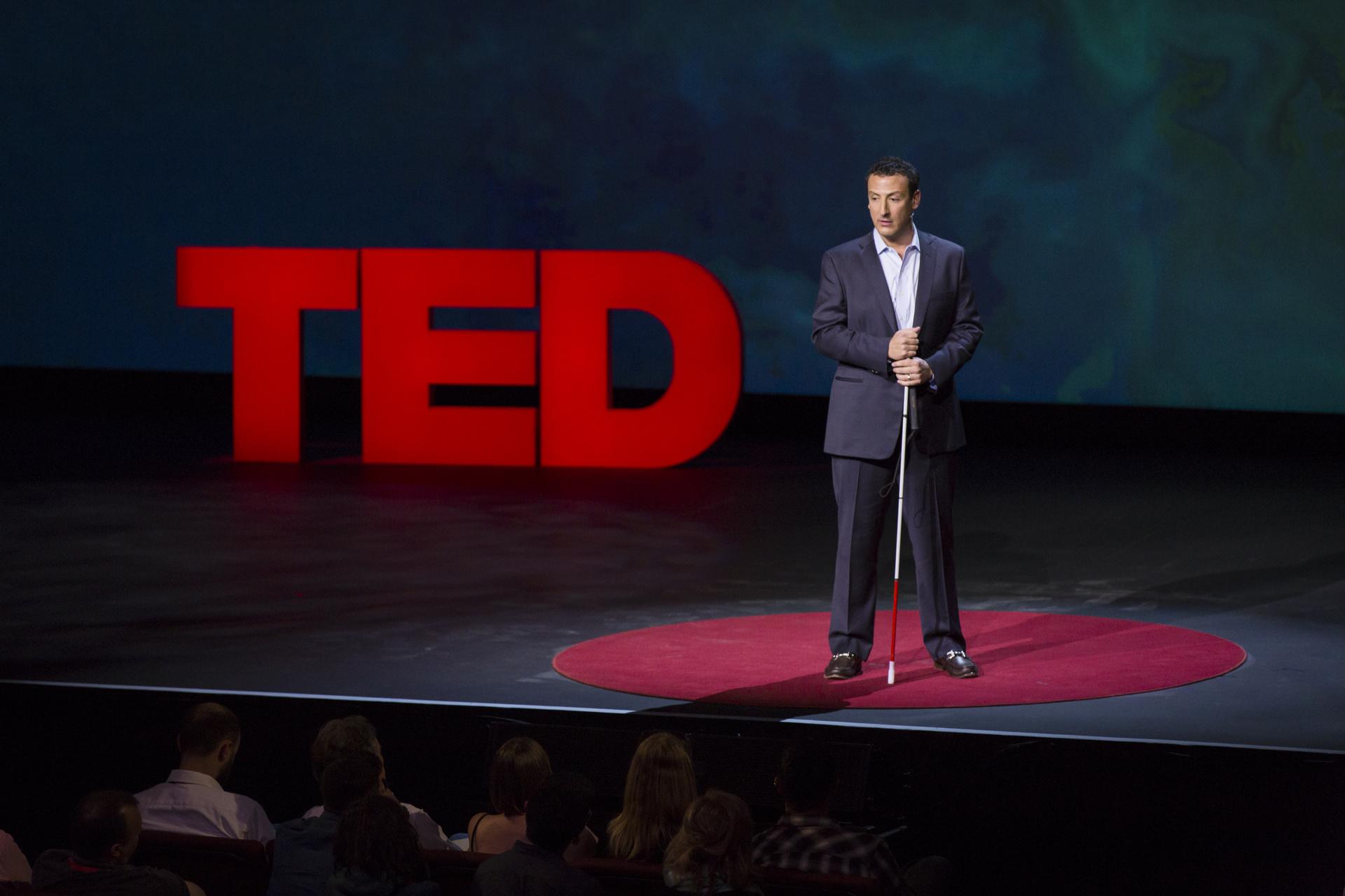 Issac Lidskey Practice TED talk